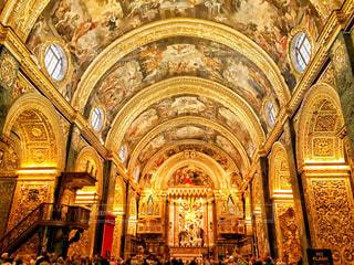教会の写真・画像素材[1107490]