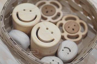 木のおもちゃの写真・画像素材[1076388]