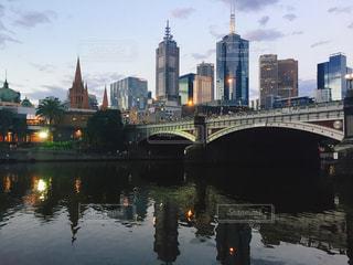 Melbourne CITY viewの写真・画像素材[1046102]