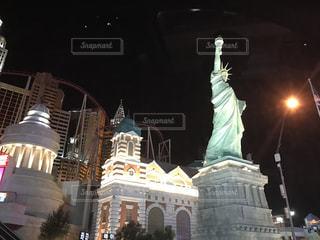 ラスベガス ニューヨークニューヨークの写真・画像素材[1046213]