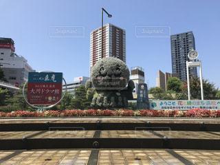 浜松駅前の写真・画像素材[1046909]