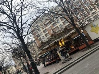 パリの街並みの写真・画像素材[1046400]