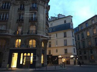パリの街並みの写真・画像素材[1046406]