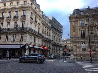 パリの街並みの写真・画像素材[1046409]