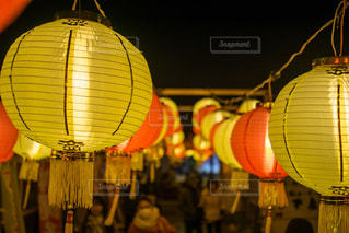 祭りの雰囲気 - No.1058358