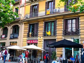 バルセロナの日常の一枚の写真・画像素材[1047172]