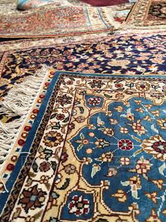 トルコ絨毯の写真・画像素材[1047712]
