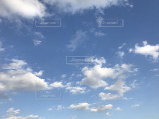 青空の写真・画像素材[1050489]