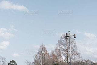 休日の空の写真・画像素材[1046984]