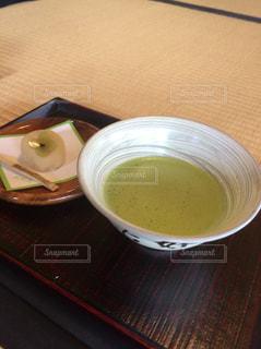 抹茶とお菓子 - No.879529