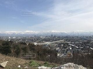 立山連峰の写真・画像素材[1053948]