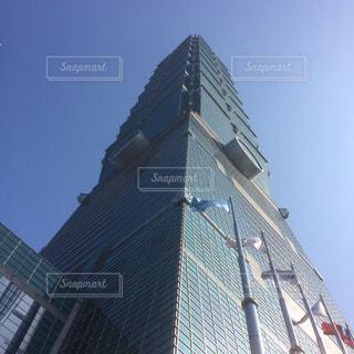 台北101アップの写真・画像素材[1047755]