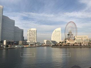 横浜の景色の写真・画像素材[1050016]