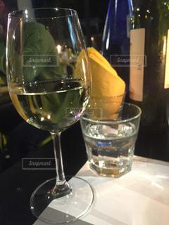 ワインのガラスの写真・画像素材[1048248]