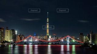 東京スカイツリーの写真・画像素材[1048520]