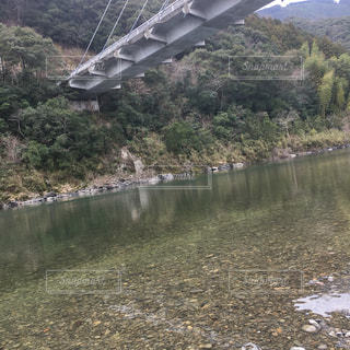 日本最後の清流 四万十川の写真・画像素材[1049292]