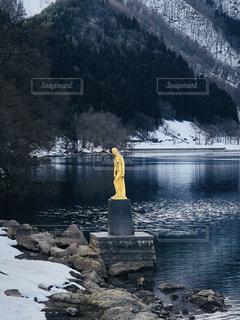 田沢湖畔のたつこ像♡ - No.1064707