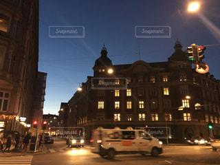 夕暮れどきのコペンハーゲン♡ - No.1067128