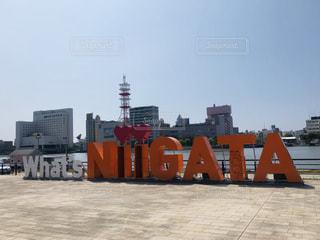What's  NIIGATAの写真・画像素材[2327172]