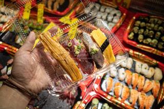 唐戸市場で寿司のバイキングの写真・画像素材[2294262]