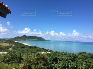 沖縄の海の写真・画像素材[1050851]