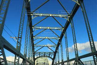 橋の上の空の写真・画像素材[1049589]