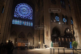 教会のワンシーンの写真・画像素材[1049689]