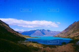 湖の写真・画像素材[1053754]