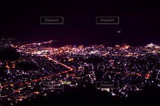 小樽の夜景の写真・画像素材[1077176]