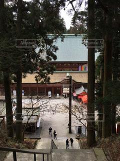 比叡山延暦寺 根本中堂前の写真・画像素材[2851422]