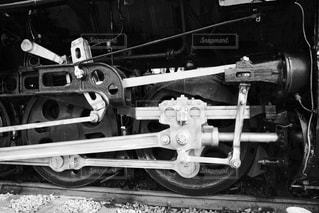 列車のビンテージ写真2の写真・画像素材[1050909]