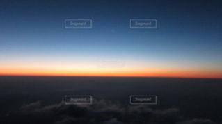 夜明け前の写真・画像素材[1050948]