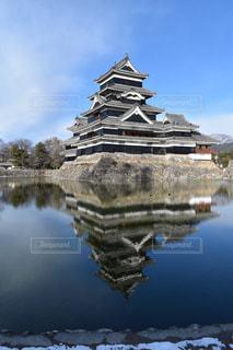 松本城の写真・画像素材[1050995]
