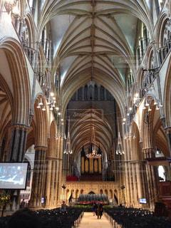 イギリス リンカーン大聖堂での合同卒業式 - No.1051319
