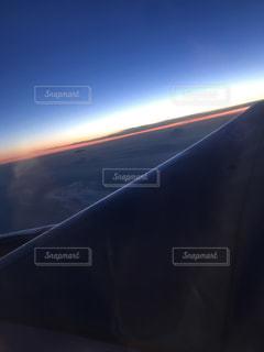 飛行機からの写真・画像素材[1051303]