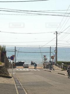 鎌倉高校前の写真・画像素材[1051782]