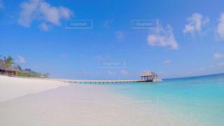 モルディブのビーチ - No.1058388