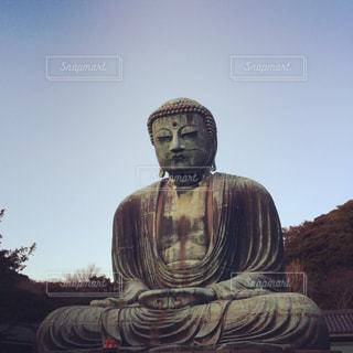 鎌倉大仏殿高徳院の写真・画像素材[1052410]