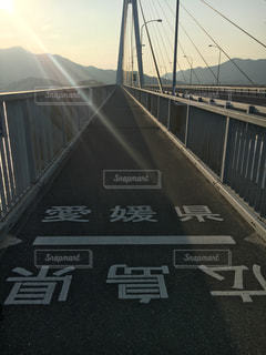 しまなみ海道・多々羅大橋の写真・画像素材[1052628]