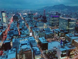 都市の景色の写真・画像素材[1053438]