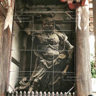 金剛力士像の写真・画像素材[1157564]
