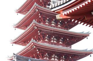 五重塔の写真・画像素材[1055014]
