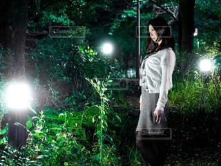 森女子の写真・画像素材[1055804]