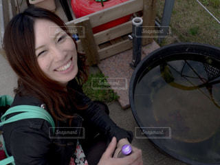 笑顔の素敵な女性 - No.1055811