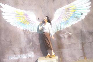 糸島の天使の写真・画像素材[1323557]
