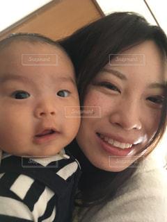 ママと赤ちゃんの写真・画像素材[2234081]