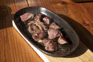 鹿肉ステーキの写真・画像素材[2746251]