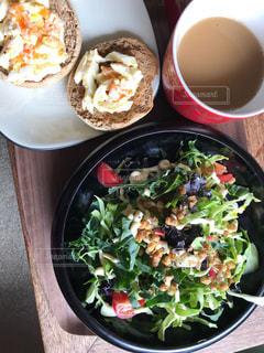 朝食の写真・画像素材[1054161]