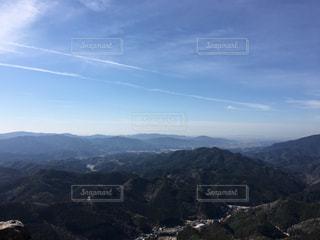 養老山からの大自然の写真・画像素材[1054257]
