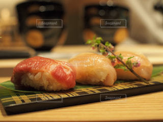 肉寿司の写真・画像素材[1055705]